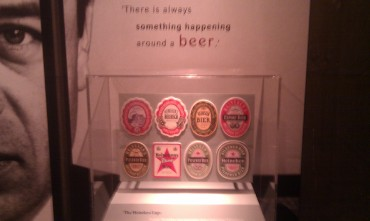 A Collection of Beer Mats
