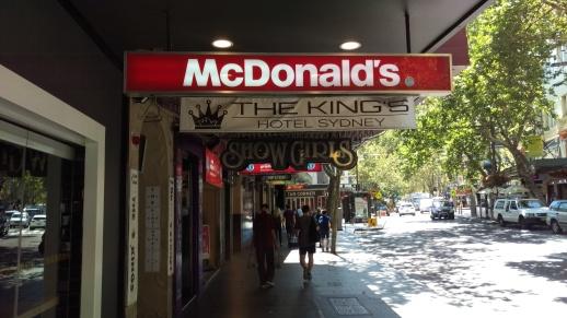 (pic - Story) Kings Cross - Showgirls