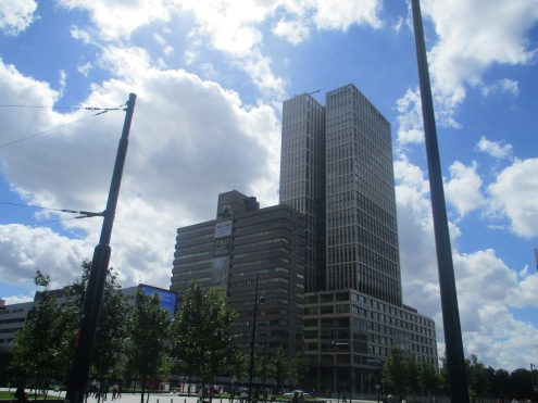 (pic - Story) Rotterdam - Buildings 01