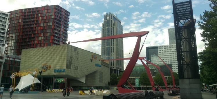 (pic - Story) Rotterdam - Title