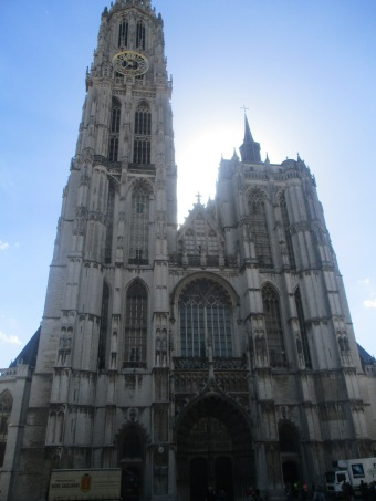 (pic - Story) Antwerp - Cathedral 03