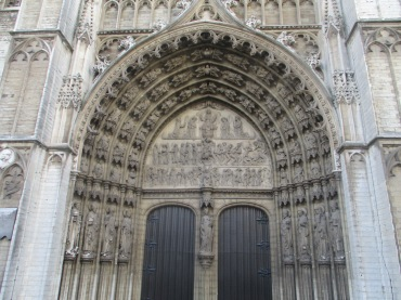 (pic - Story) Antwerp - Cathedral 04
