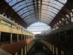 (pic - Story) Antwerp - Central Station 01