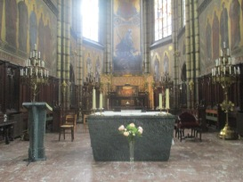 (pic - Story) Antwerp - Church 02