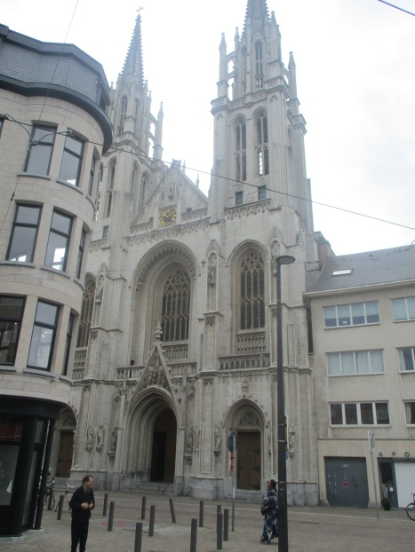 (pic - Story) Antwerp - Church 05