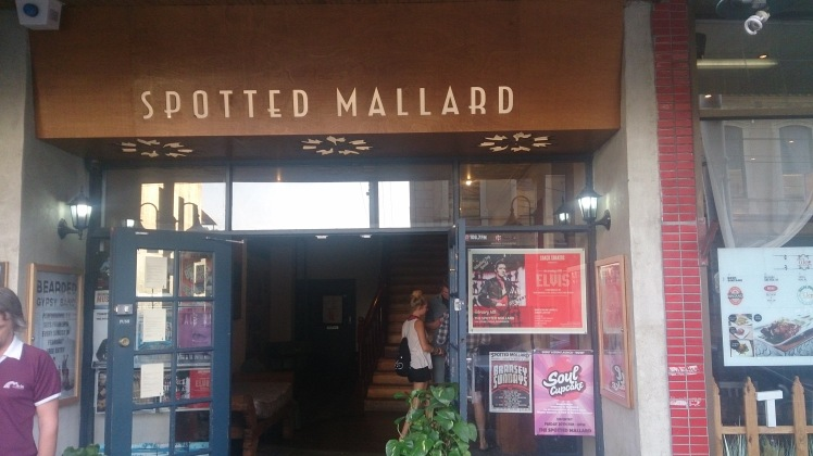 (pic - Story) Good Beer Week 2 - Spotted Mallard
