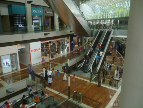 (pic - Story) Gardens - Marina Bay Shopping Plaza 01