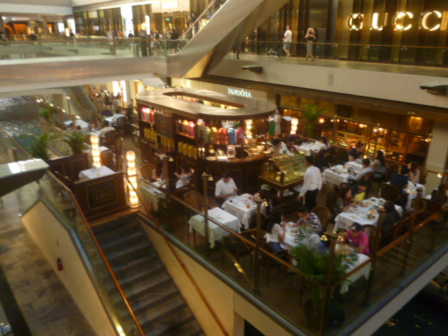 (pic - Story) Gardens - Marina Bay Shopping Plaza 04