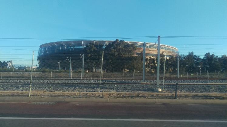 (pic - Story) Perth - New Stadium