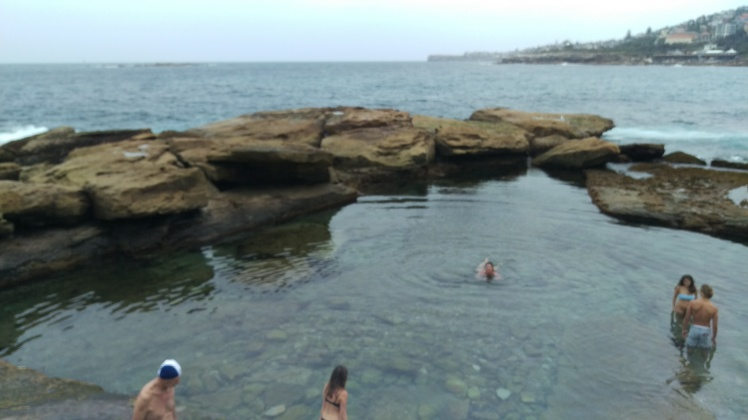 (pic - Story) Coogee - Swimming Pool