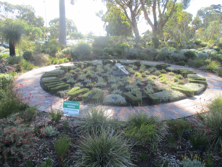 (pic - Story) Kings Park - Floral Clock
