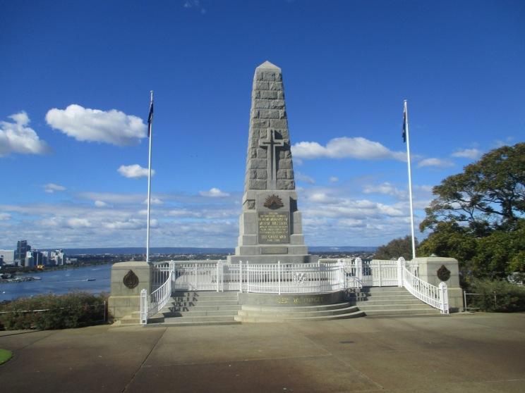 (pic - Story) Kings Park - War Memorial 01