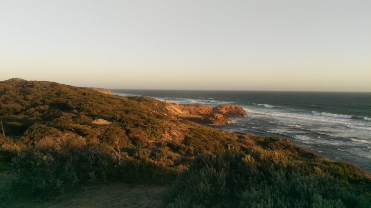 (pic - Story) Point Nepean - Harold Holt