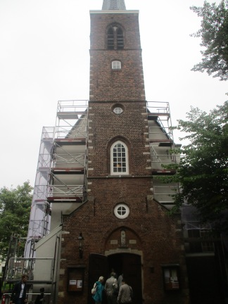 (pic - Story) Amsterdam Church - Building
