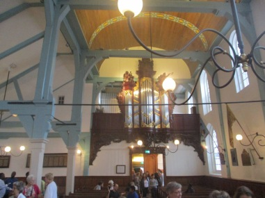 (pic - Story) Amsterdam Church - Title