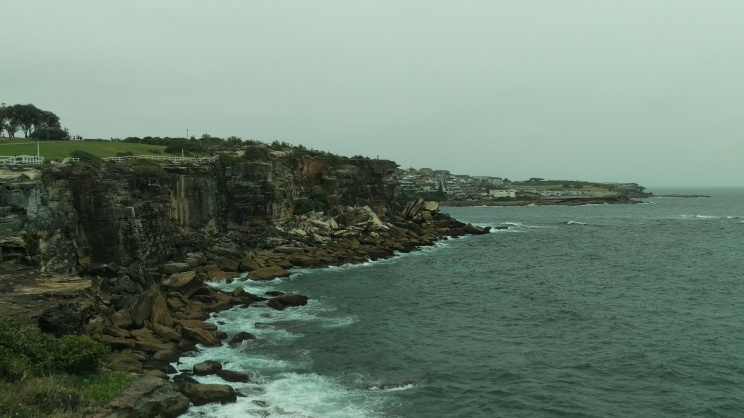 (pic - Story) Coogee - Cliffs 01