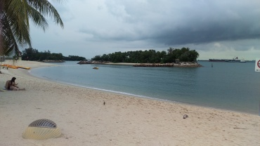 (pic - Story) Sentosa - Beach 04