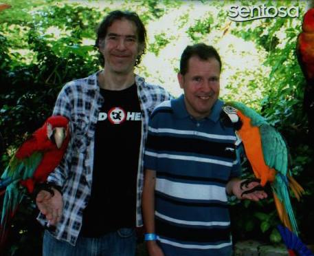 (pic - Story) Sentosa - Birds