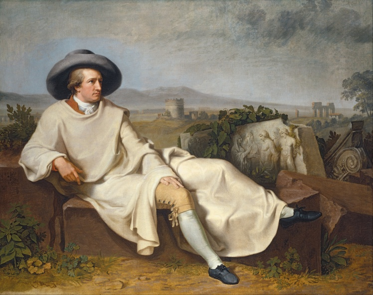 (pic - Story) Staedel Art 2 - Goethe