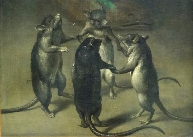 (pic - Story) Staedel Art 4 - Dance of Rats