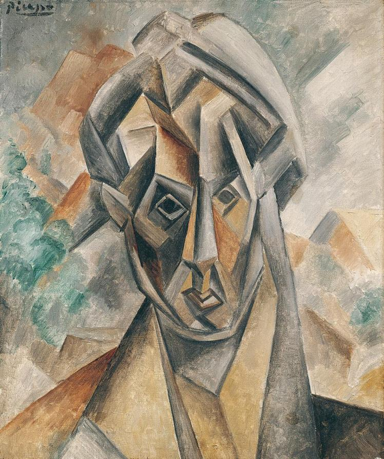 (pic - Story) Staedel Art 4 - Picasso