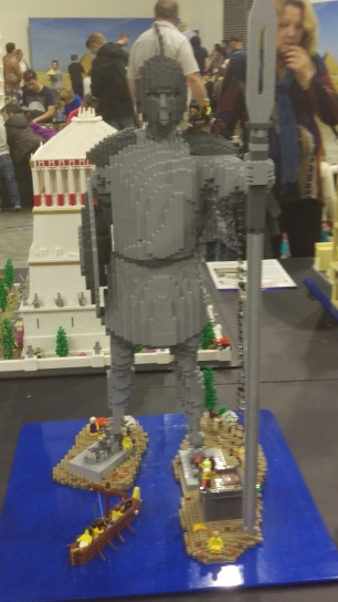 (pic - Story) Lego - Collosus of Rhodes
