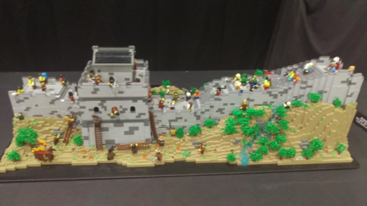 (pic - Story) Lego - Great Wall
