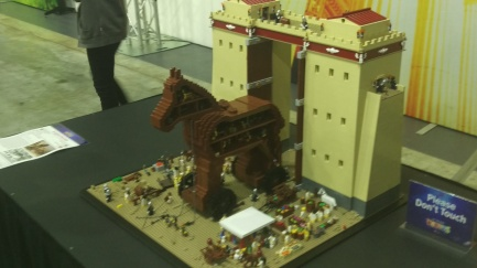 (pic- Story) Lego - Horse of Troy