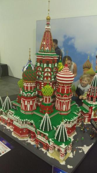 (pic - Story) Lego - Kremlin