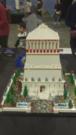 (pic - Story) Lego - Mausoleum