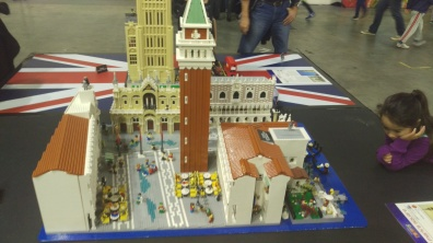 (pic - Story) Lego - St Mark's Square