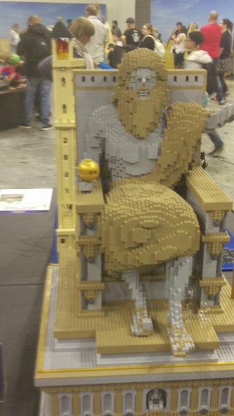 (pic - Story) Lego - Statue of Zues