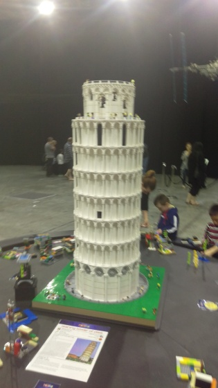 (pic - Story) Lego - Tower if Pisa