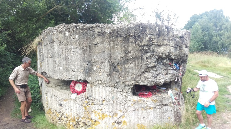 (pic - Story) Ypres - Bunker