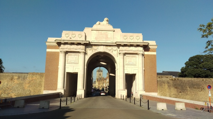 (pic - Story) Ypres - Menin Gate