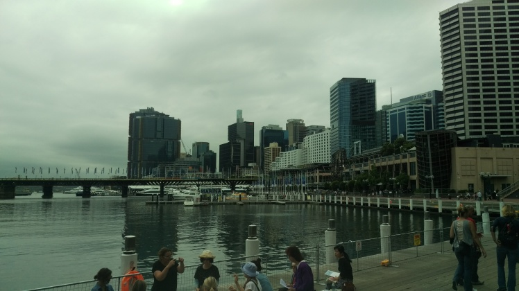 (pic - Story) Darling Harbour - Buildings
