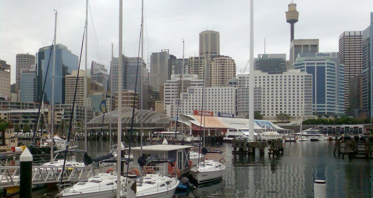 (pic - Story) Darling Harbour - Title