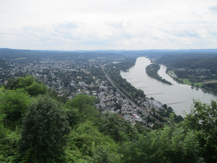 (pic - Story) Dragon Mountain - Rhine View
