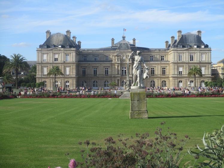 (pic - Story) Paris - Jardins du Luxembourg