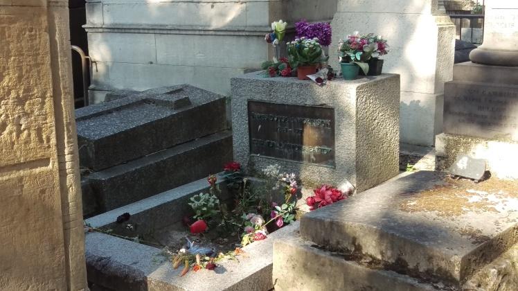 (pic - Story) Paris - Morrison's Grave