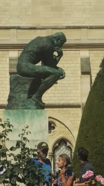 (pic - Story) Paris - The Thinker