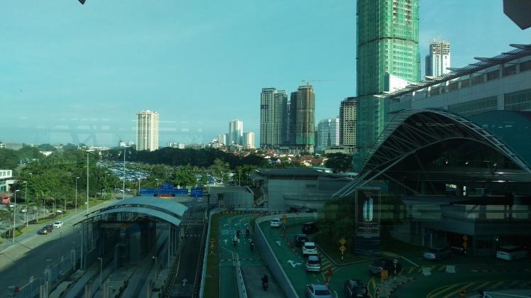 (pic - Johor Bahru) Sentral - Station