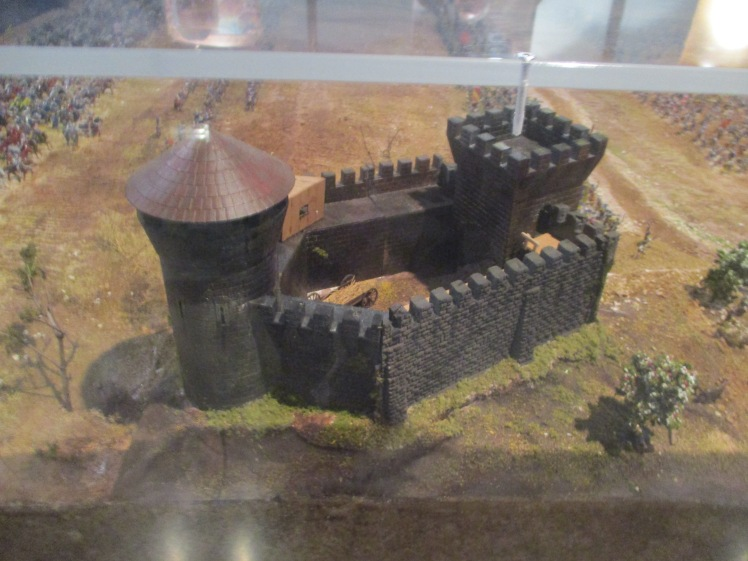 (pic - Story) Azincourt - Model Castle