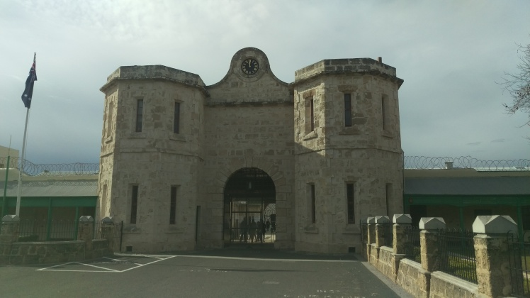 (pic - Story) Freo - Prison