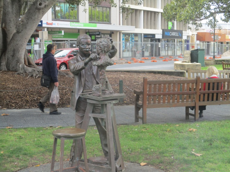(pic - Story) Freo - Sculpture