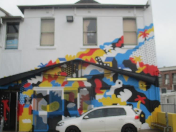(pic - Story) Freo - Street Art