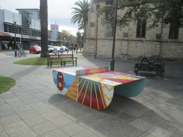 (pic- Story) Freo - Table Tennis