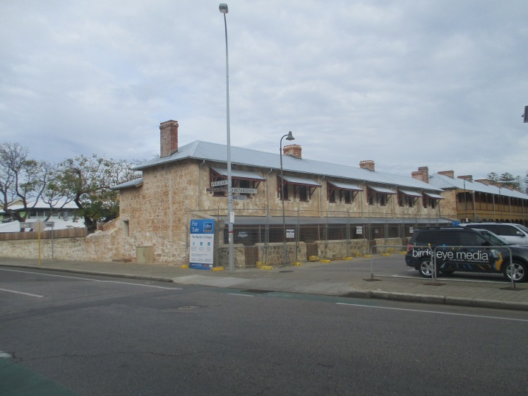 (pic - Story) Freo - Terrace Houses