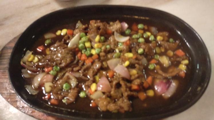 (pic - Story) KL - Dinner