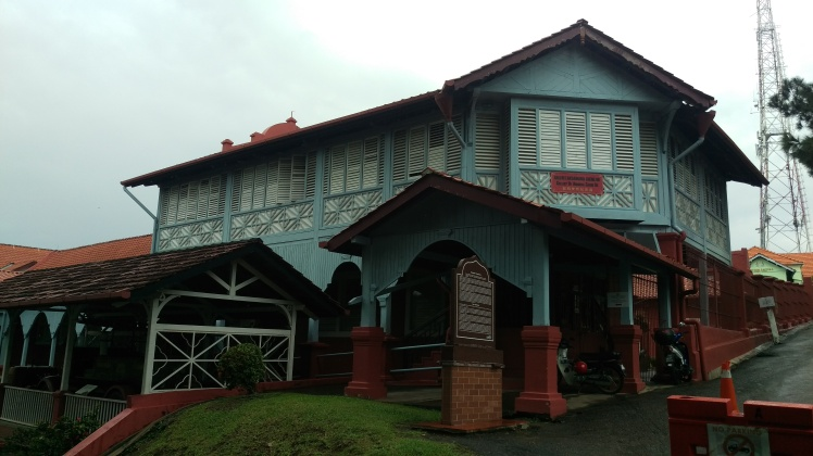 (pic - Story) Malacca - House